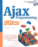 Ajax Programming for the Absolute Beginner