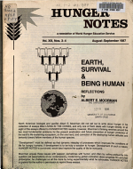 Hunger Notes PDF