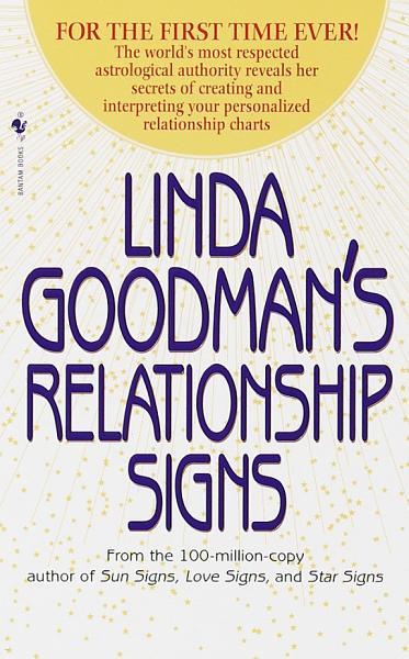 Linda Goodman S Relationship Signs