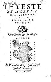 Thyeste, tragedia tratta da Seneca