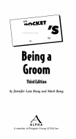 The Pocket Idiot s Guide to Being a Groom PDF