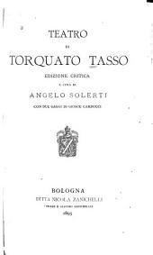 Teatro di Torquato Tasso