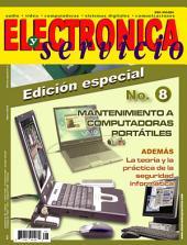 Electrónica y Servicio Edición Especial: Mantenimiento a computadoras portátiles