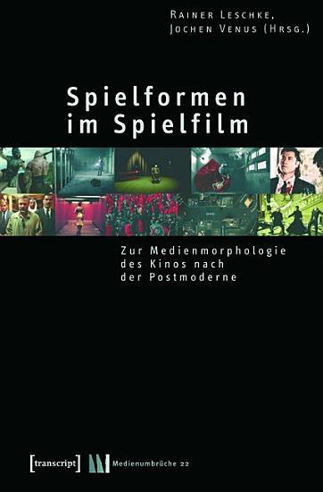 Spielformen im Spielfilm PDF