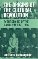 The Origins of the Cultural Revolution PDF