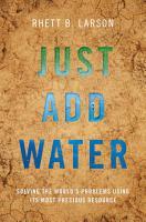 Just Add Water PDF