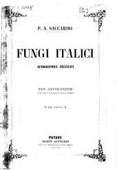 Fungi italici autographice delineati: Hyphomycetae. Melanconiae
