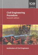 Civil Engineering Procedure Seventh Edition PDF