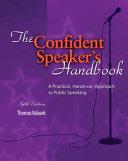 The Confident Speaker s Handbook