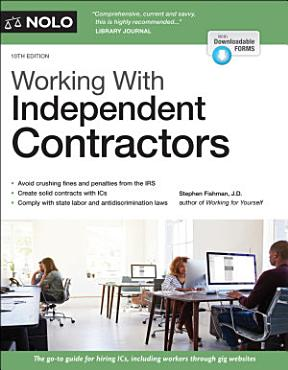 Working With Independent Contractors PDF