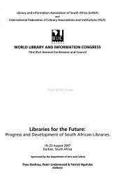 World Library and Information Congress PDF