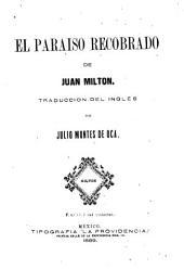 El Paraíso recobrado de Juan Milton