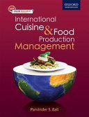 International Cuisine and Food Production Management PDF