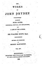 The Works of John Dryden: Poetical works