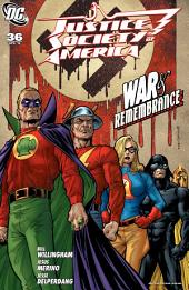 Justice Society of America (2006-) #36
