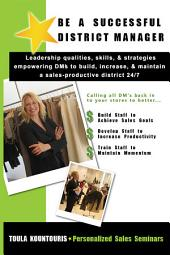 Be a Successful District Manager