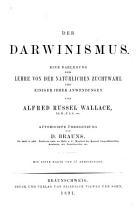 Darwinismus PDF