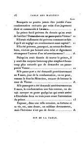 Lettre à m. de Bourrienne, sur quelques passages de ses Mémoires, relatifs à la mort du duc d'Enghien