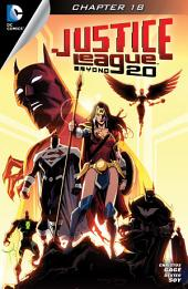 Justice League Beyond 2.0 (2013- ) #18