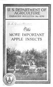 The More Important Apple Insects