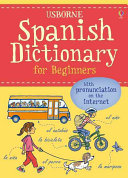 Spanish Dictionary for Beginners