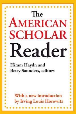 The American Scholar Reader PDF