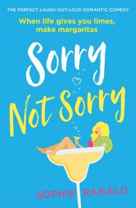 Sorry Not Sorry Book