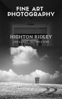 Black and White Fine Art Photography of Highton Ridley