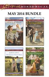 Love Inspired Historical May 2014 Bundle: An Anthology
