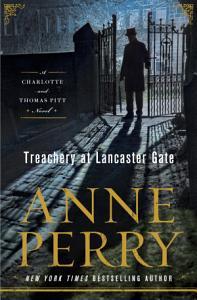Treachery at Lancaster Gate Book