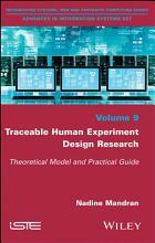 Traceable Human Experiment Design Research PDF
