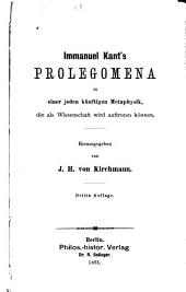 Immanuel Kant's Metaphysik der Sitten