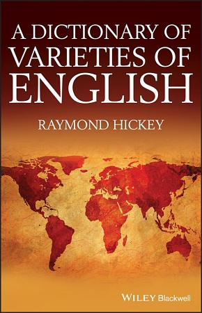 A Dictionary of Varieties of English PDF