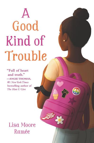 Download A Good Kind of Trouble Book