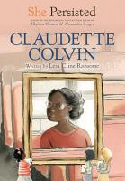 She Persisted  Claudette Colvin PDF