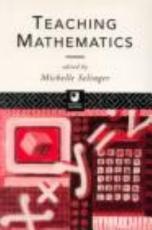 Teaching Mathematics PDF