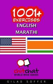 1001+ Exercises English - Marathi
