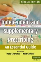 Independent and Supplementary Prescribing PDF