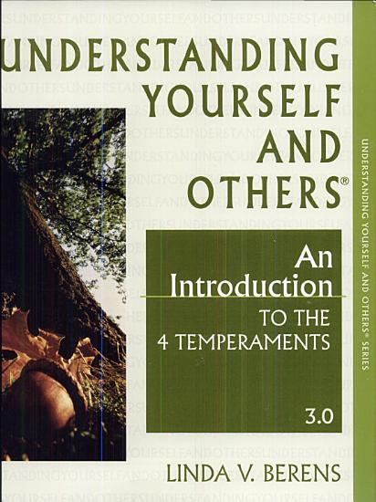 Understanding Yourself and Others PDF