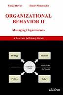 Organizational Behavior Ii PDF