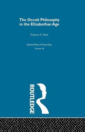 Occult Philos Elizabethan Age PDF