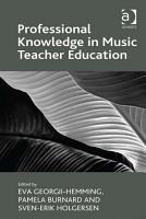 Professional Knowledge in Music Teacher Education PDF