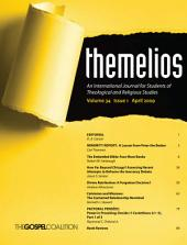 Themelios, Volume 34, Issue 1: Issue 1