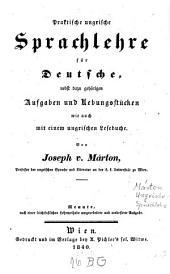 Praktische Ungrische Sprachlehre für Deutsche