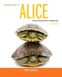 Starting Out with Alice PDF
