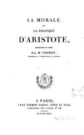 La Morale: et La Politique, Volume2