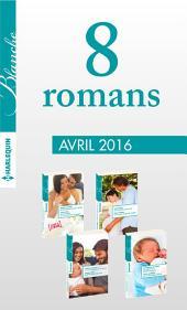 8 romans Blanche (no1262 à 1265 - Avril 2016)