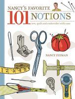 Nancy s Favorite 101 Notions PDF