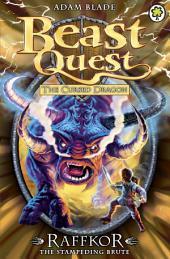 Beast Quest: Raffkor the Stampeding Brute: Book 1
