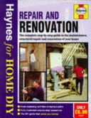 Repair and Renovation PDF